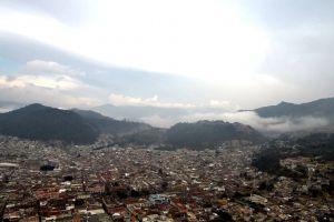 quetzaltenango xela cuidad drone city