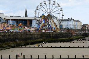 recreation rides coast fun landmark landscape entertainment festival funfair seaside