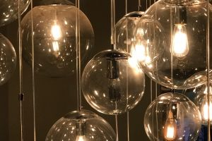 reflection balls glass balls lights creative bulbs africa glass interior south africa