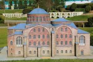 religion building miniaturk building model architecture