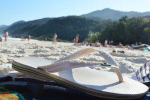 sandal summer beach