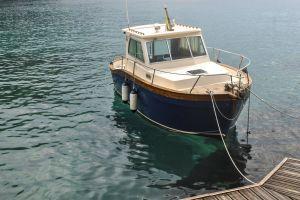 sea italy blue boat