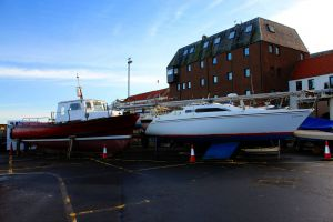 ship rebel panda harbor dunbar boat