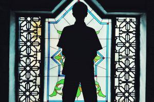 silhoutte handsome cool wallpaper cool