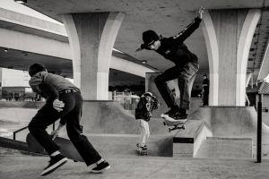 skateboarding energy motion grayscale skate park leap skateboard skating skatepark extreme sports