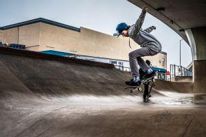 skateboarding extreme sports energy skater recreation skill skate park action jump skatepark