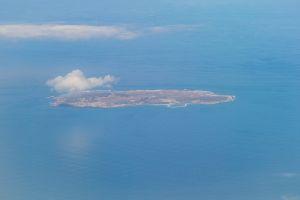 sky aerial shot aerial view blue sky prison aeroplane nature mountains ocean robin