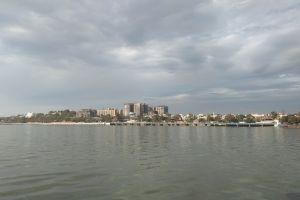 sky city daytime