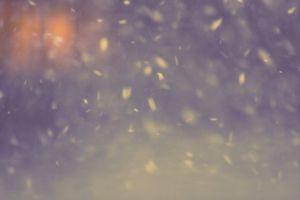 snow snowflake snowflakes impressionistic snowy winter impressionism snowing