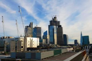st mary city london buildings financial district lloyds building lloyd's building leadenhall market united kingdom gherkin