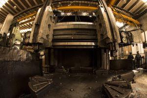 steel fire work hardworking machine