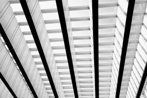 structure interior roof building