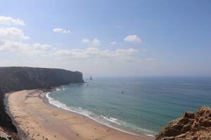 surf plage outdoor blue coast cliff ocean portugal nature trip
