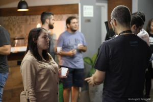 talk agile beer food pizza meetup beer castelo creative space education brazil lecture