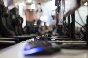tech congress meetup keyboard gamer creative camping technology gaming design