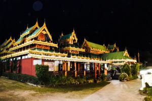 temple wat religion beautiful light asia buddhism thailand kham wat chong kham
