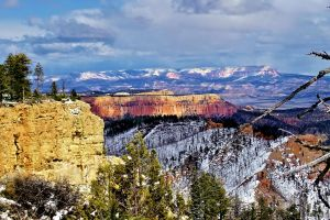 tourist attraction geology utah usa snow nature photography landscape tourism idyllic nature wallpaper