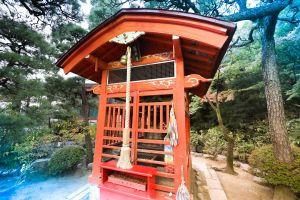 tree green trt digital park japan architect sun drone footage buddha tooth relic temple naim benjelloun