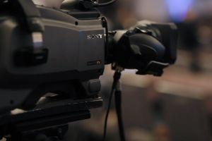 video device equipment recording camera modern film lens sony photography