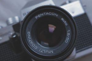 video lens modern equipment optical device picture close-up camera aperture
