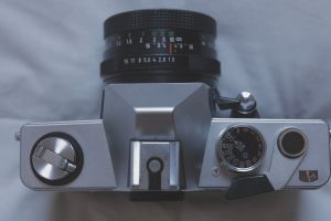 video modern camera lens optical classic device digital equipment retro
