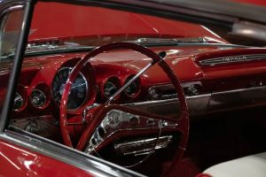 vintage 80s steering wheel car engine sports car old car red car car 70s 60s