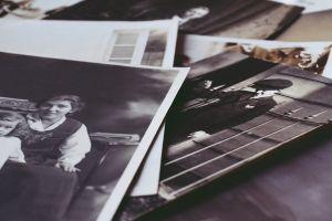 vintage family old photo photos monochrome photography ancestors close-up vintage photos memories