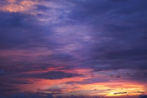violet purple cloud sunset wallpaper weather