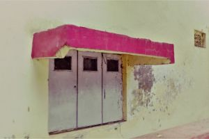 wallpaper closed urban