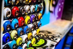 wallpaper hd background fujifiml skate park background free sport photography colorful skateboard