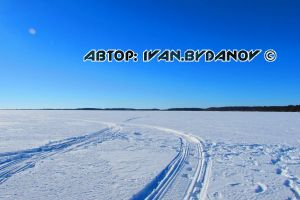 water 2015 beauty in nature snow ivanbydanov season fishing nature