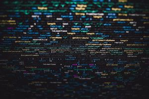 web design screen codes artificial intelligence developing