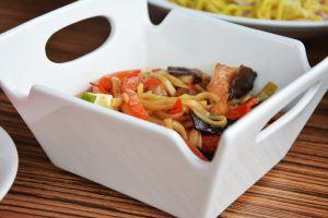 wok macro restaurant food