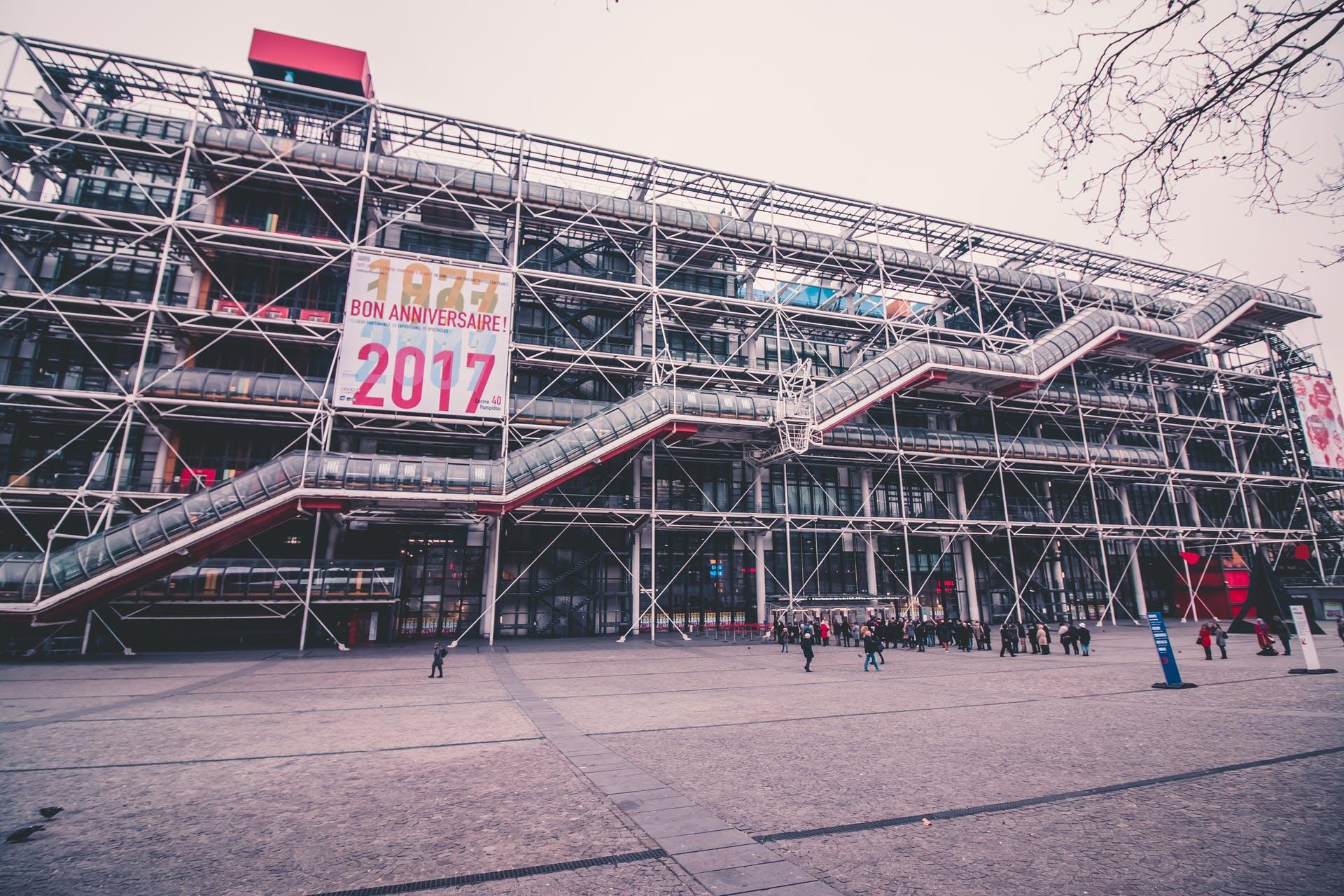 travel destination buildings paris building city