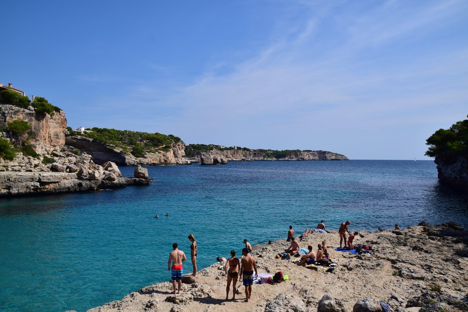 beach mediterranean sea ocean