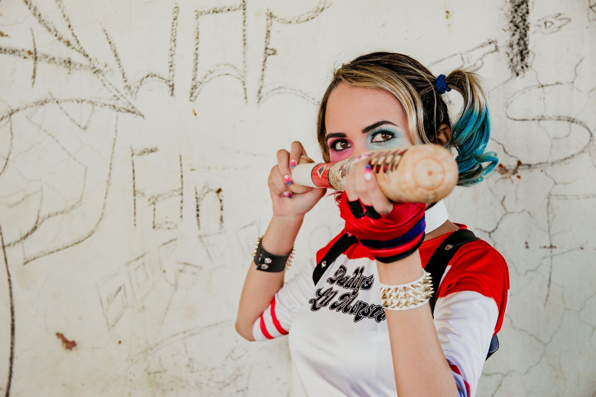 hands photoshoot pose baseball fashion girl woman urban person style