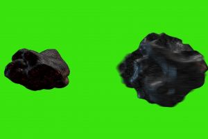 3d model space universe effects asteroid model models