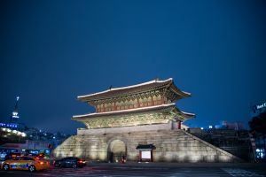 architect asian architecture korea pattern seoul