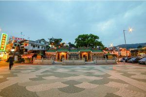 architect design mood light style tin hau vintage history religious chinese