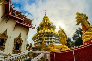 asian temple spiritual chiang art ancient building worship national oriental