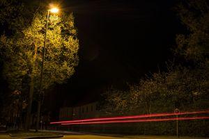 auto mood long shutter street lamp night long exposure night photograph at night night photography light