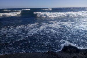beach foam sky blue blue water chile seafoam blue sky sky blue waters
