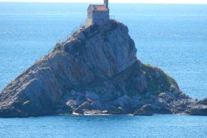 beautiful landscape bay sky coast vacation summer montenegro sea town