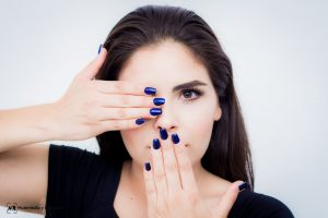 beautiful woman young hair bright elegant pretty health glamour nails