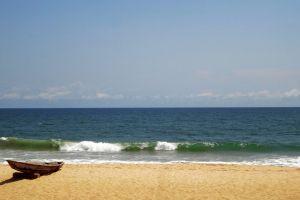 boat sand beach beach