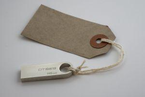 branded blank twine tag usb stick design cardboard memory stick card sign
