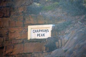 cape town road nature landmark beach south africa ocean