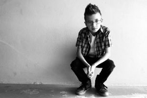 child kid boy wear style black and white cute fashion black-and-white young