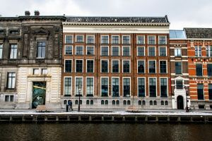 city canal amsterdam university