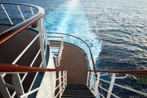 cruise sun fun water minimalism nature sunset ship sea waves